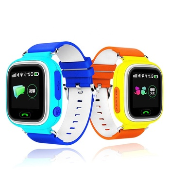 q90 kids gps watch Smart baby Watch WIFI Touch Screen GPS Tracker smart watch jphone for kids safe SOS call Location devices