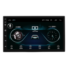 Sản Phẩm Mới Android 7168C GPS Navigation 7 Inch Android 8.0 Wifi Bluetooth Phổ Android Đài Phát Thanh Stereo