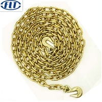 Hot Sale Drop Forged Gold Grade 70 alloy steel welded Transport Chain