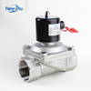 DN50 Large Flow 2 Inch Electric Stainless Steel Direct Acting Control Water Solenoid Valve