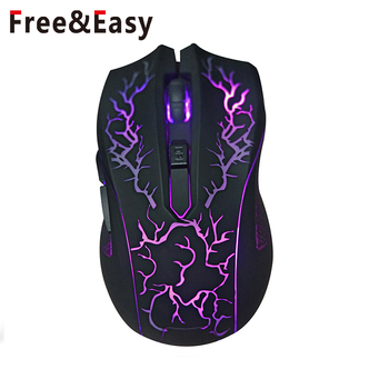 Adjustable cpi switch big size mouse 7D cool design optical gaming mouse