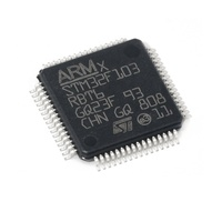 ARM Microcontroller MCU 32-Bit ARM STM32F103RBT6 LQFP IC Electronic Components