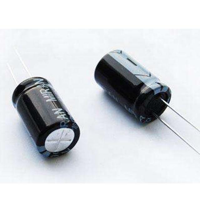Panasonic 220uF 50V Radial Lead Electrolytic Capacitor  USA Seller