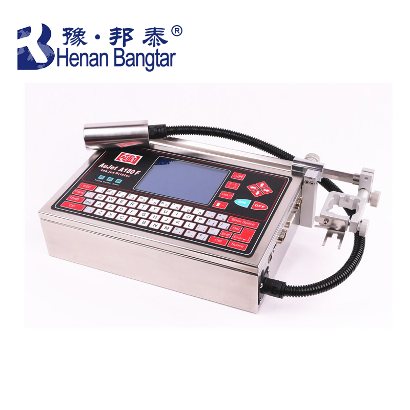 CE FCC Certification Work Online Inkjet Dating Machine