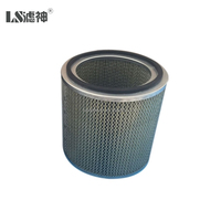 Oil mist collection filter for CNC machine tools