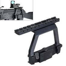 SVD Side Rail Mount Base per SVD TOY-AK series Airsoft 20mm RAS <span class=keywords><strong>Scope</strong></span> Sight