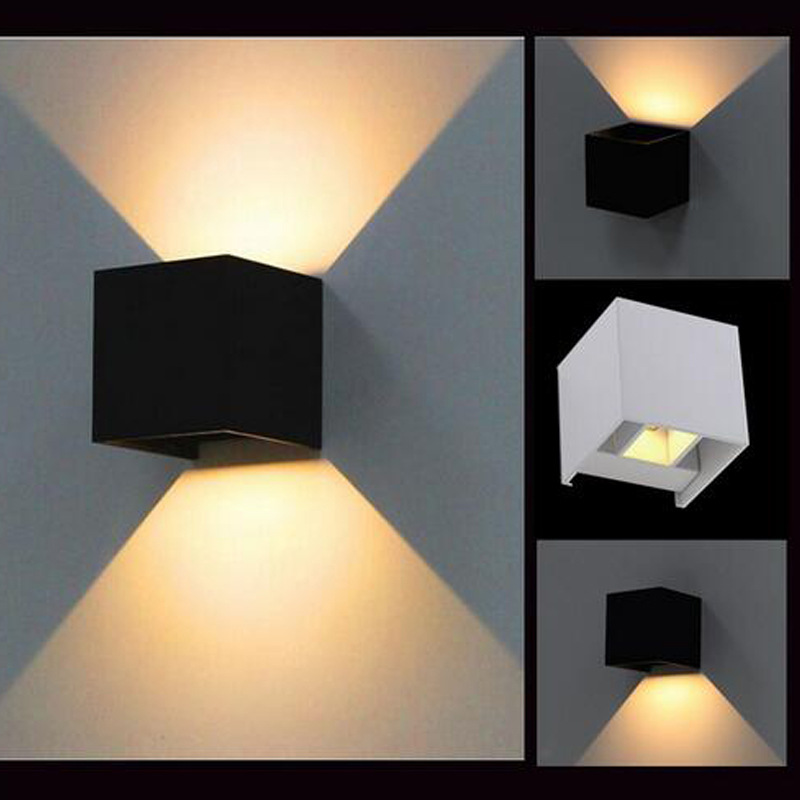 Factory price up and down led wall lamp decorative light for garden (SC- K113A)