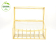 decorative cool Christmas brass metal glass trinkets display cases classic jewellery box