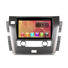Octa core auto video radio geheugen 2 GB + 32 GB android dvd-speler multimedia <span class=keywords><strong>systeem</strong></span> voor Nissan Patrol met plug en play