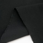 70D plain twill weave nylon soft spandex 4 way stretch lycra fabric black navy brown colors for pants