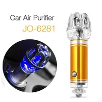 New 2020 Small Ionization Air Purifier Air Cleaner Car JO-6281 With Air Purifier Filters