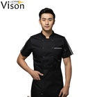 5stars korean restaurant uniform modern hotel uniforms office hotel uniform