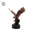 high quality living size indoor decoration birds statue casting bronze flying eagles sculpture for sale BST-41