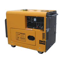 Standby 192F <span class=keywords><strong>motore</strong></span> 8kva silenzioso <span class=keywords><strong>generatore</strong></span> <span class=keywords><strong>diesel</strong></span> portatile