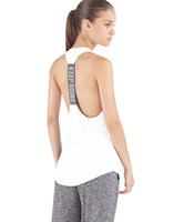 Discount elastic women running sports dry fit tank tops
