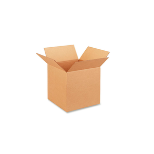 Bildegradable Wholesale Custom foldable corrugated board kraft paper Ecommerce book fruit packaging box/carton/container