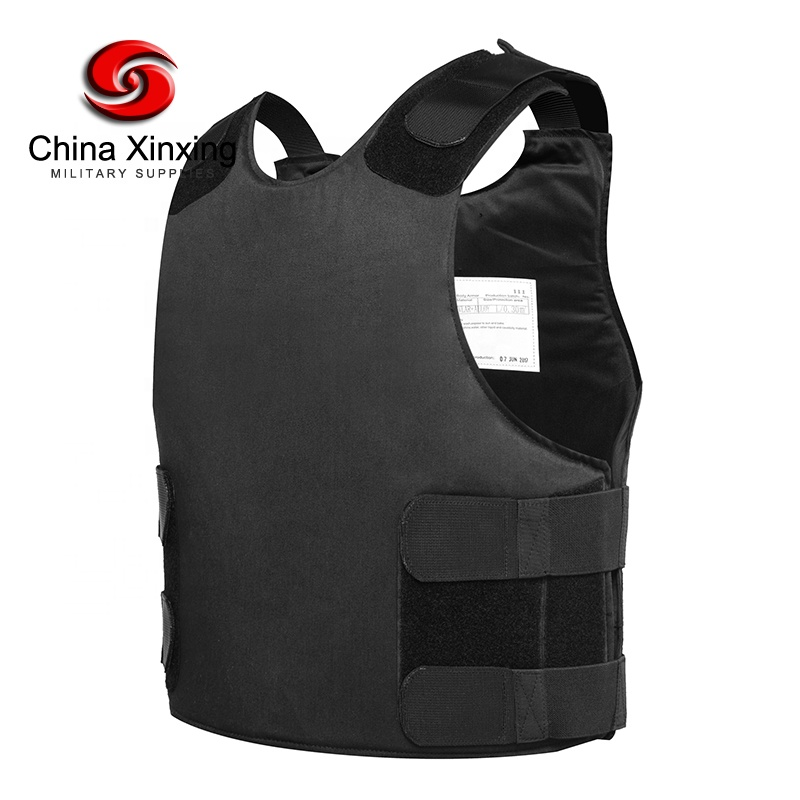 NIJ IIIA Concealed Bullet proof Body Armor Military Bulletproof Vest