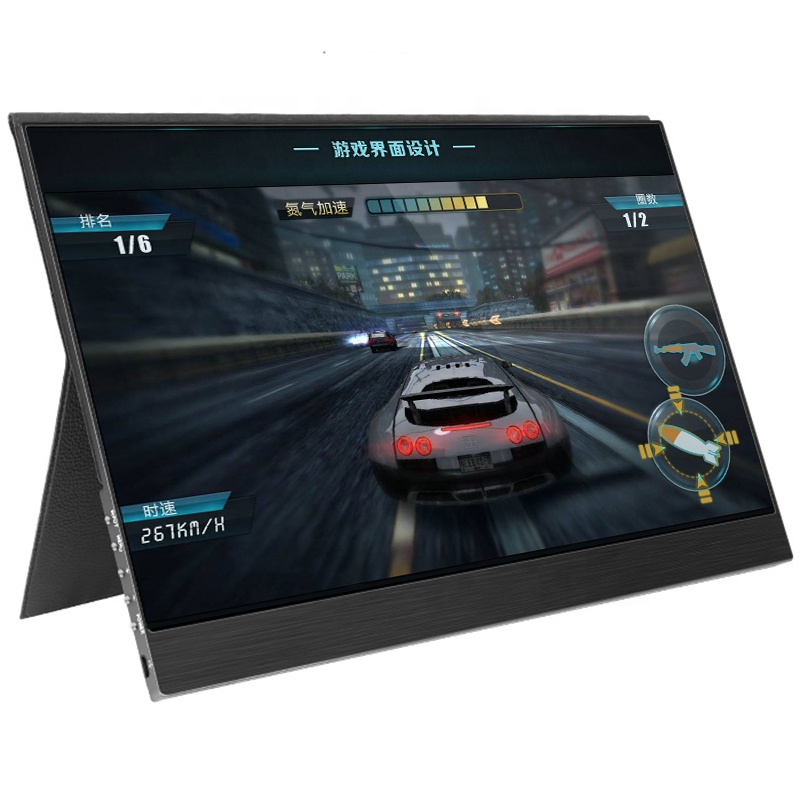 SANSYS G520UC 15 6 inch ultra-thin portable monitor 4K 3280*2160 USB-C UHD  gaming monitor, View gaming monitor 4k, SANSYS Product Details from