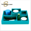 Sonny Exquisite 4 in 1 High Glossy Wooden Jewelry Tray Set