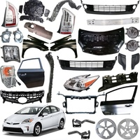 Auto Body Parts Car Accessories Body Kit For Prius 30 2010 - 2015
