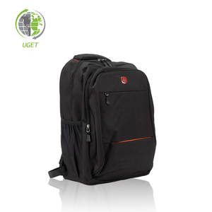 Free Sample Men Ultra Slim Convertible School Bags Waterproof Anti Theft Laptop Backpack