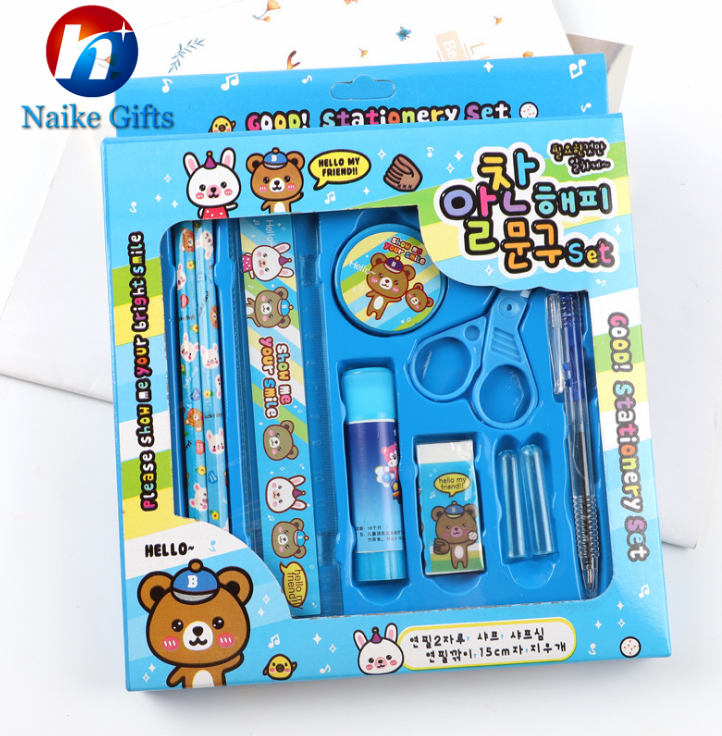 Children stationery kits Office Stationery Set school