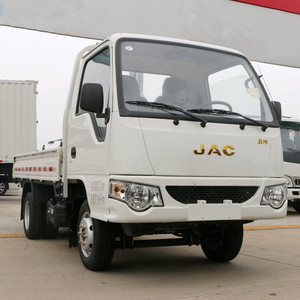 4x2 JAC cargo lorry payload 1.5 ton 1 ton mini truck for sale