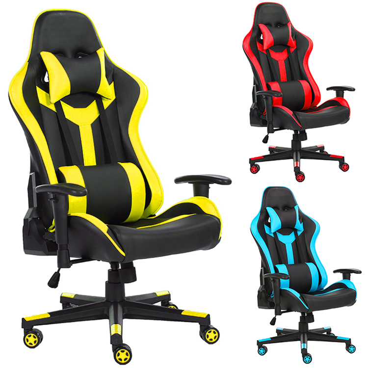 Beste gaming computer office massage stoel silla gamer