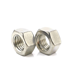 Hex nut m32 bolts fasteners 50mm wheel hex nut