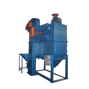garnet recycling system