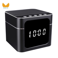 MMCK bluetooth hidden camera sexy pictures hidden camera belt wifi clock camera