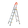 Customized Widely Used Stainless Steel home use folding ladder