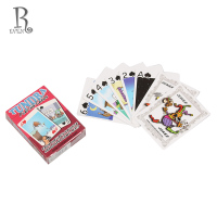 Customized Printed Paper Playing Cards
