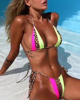 lady mature swimsuit sexy brazilian micro thong bikini swimwear