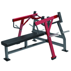 Machines Indoor Sport Equipment Free Weight Loaded Machines Lateral Horizontal Bench Press LD3110
