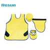Medical radiation x ray protective lead vest and lead apron