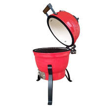 Top After-Service 13 Inch Kleine Rode Ei <span class=keywords><strong>Grill</strong></span> China Kamado Joe, keramische houtskool <span class=keywords><strong>bbq</strong></span> <span class=keywords><strong>gas</strong></span> <span class=keywords><strong>grill</strong></span>