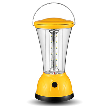 solar rechargeable LED lamps lights