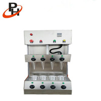 Wholesale price factory supply pizza cone machine for sale