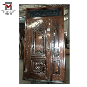 China factory Emergency Industrial Door Steel Decoration Prices