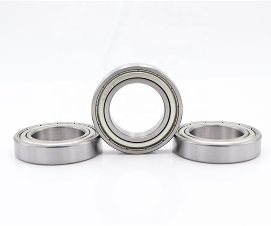 50*72*12mm Thin wall bearing 6910zz 6910 2RS deep groove ball bearing for concrete mixer
