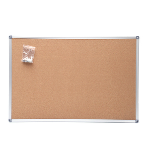 New Design Bulletin Magnetic Cork Dry Erase Board