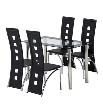 139 139 hot sale diningroom furniture 139 dining room sets chairs and tables glass dining table and chairs