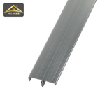 Aluminum T shape corner trim edge protect tile trim