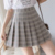 2019 Wholesale Women Fashion Pleated Skirts Ladies Casual A-line Skirts