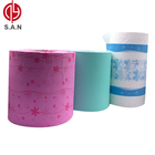 China Manufacturers hot sale polyethylene film for adult baby diaper raw material PE film