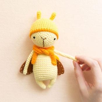 Amazon.com: Miniature Owl Dollhouse Crochet Handmade Figurine ...   350x350