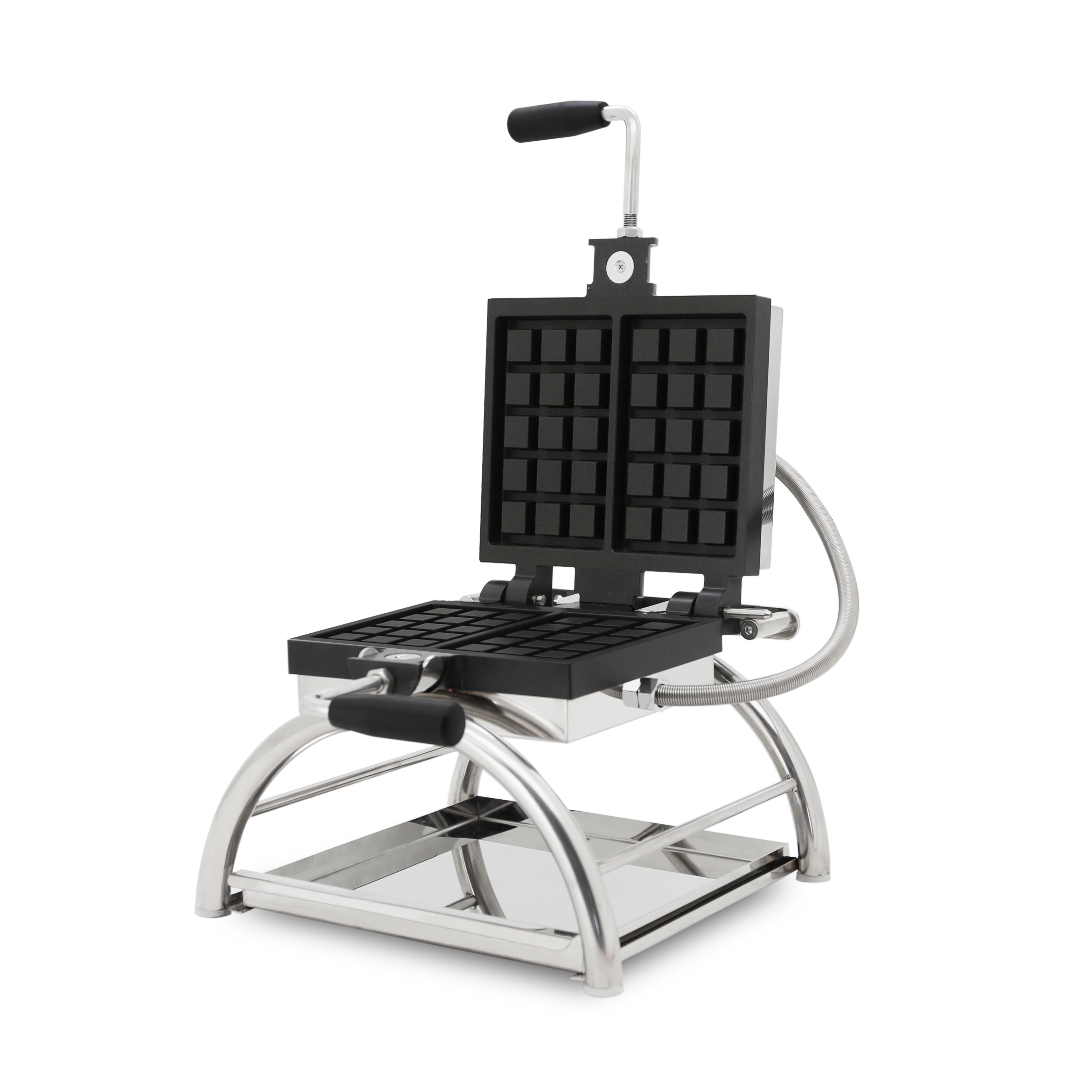 New Design 4pcs Square Shape Waffle Machine,Waffle Maker For Sale