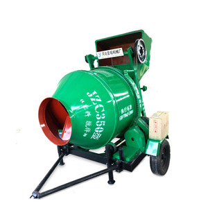 Solid construction 350L Powerful electric motor Concrete Cement Mixer China Manufacturer