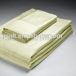 Wholesale 100% Pure Bamboo Bed Sheet sets/linen/bedding sets Soft Breathable Home textile Home/Hotel Bamboo fiber CUSTOMER
